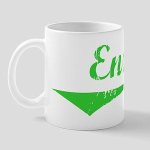 Enzo Vintage (Green) Mug