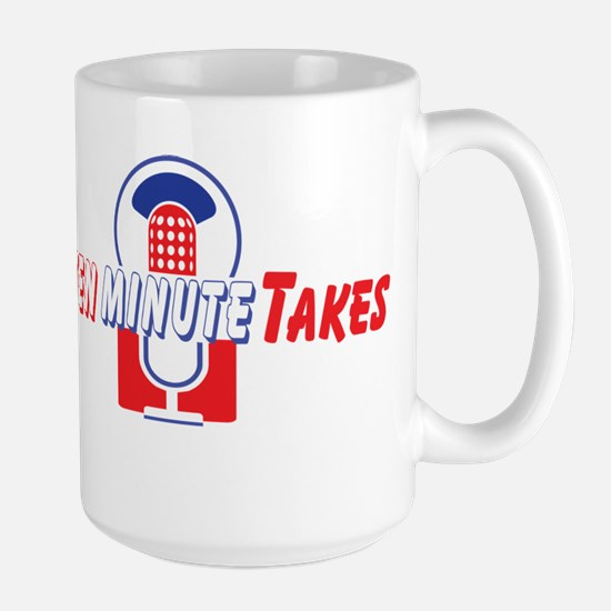 TMT Main Logo Mugs