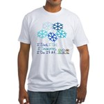 Snowplay Fitted T-Shirt