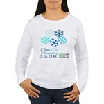Snowplay Women's Long Sleeve T-Shirt