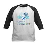 Snowplay Kids Baseball Jersey