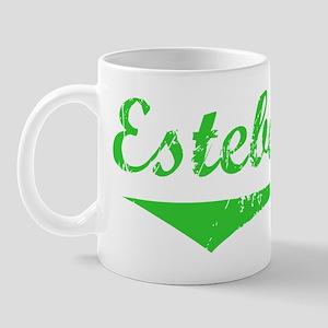 Esteban Vintage (Green) Mug