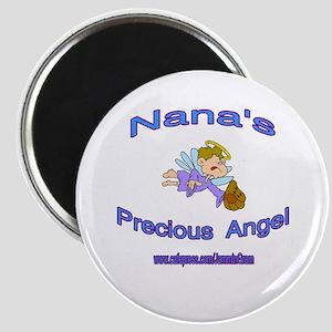 NANA'S PRECIOUS BOY ANGEL Magnet