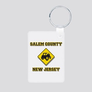 Salem County NJ Agriculture Keychains