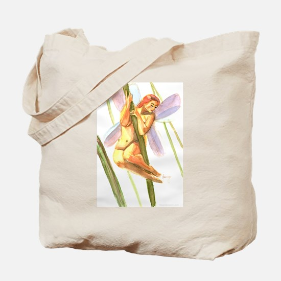The Grass Fairy Tote Bag