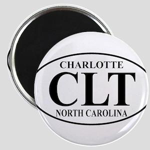 CLT Charlotte Magnets