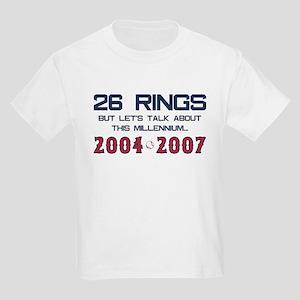 26 Rings Kids Light T-Shirt