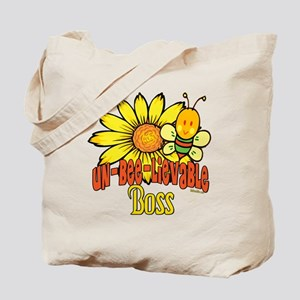 Unbelievable Boss Tote Bag