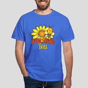 Unbelievable Boss Dark T-Shirt