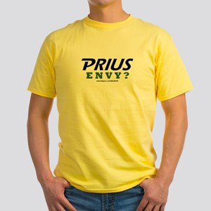 PRIUS OWNER or PRIUS ENVY Toyota Yellow Shirt GIFT