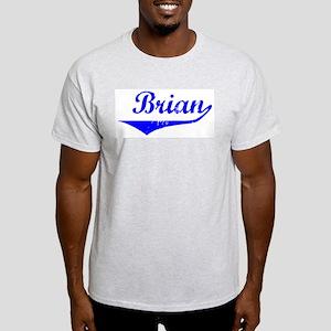 Brian Vintage (Blue) Light T-Shirt