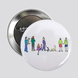 "Flyball 2.25"" Button"