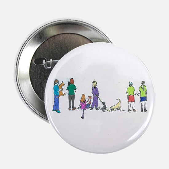 """Flyball 2.25"""" Button"""