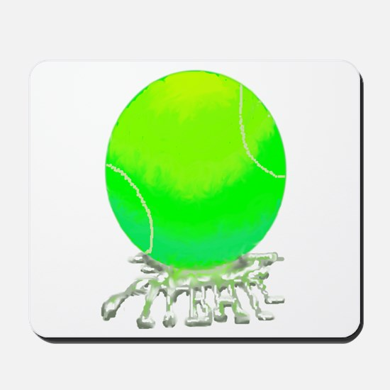 Flyball Spitball Mousepad