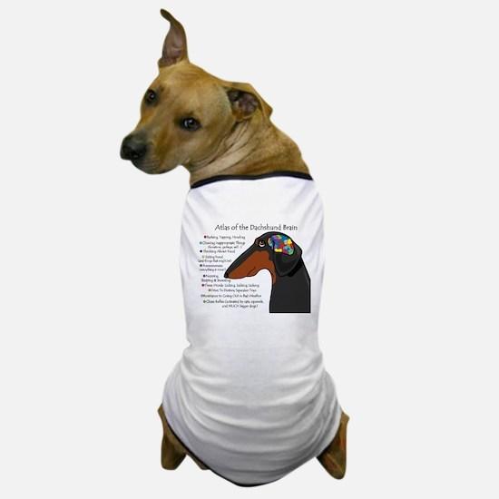 BT Weiner Brain II Dog T-Shirt