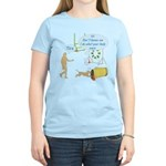 Body Says Women's Light T-Shirt