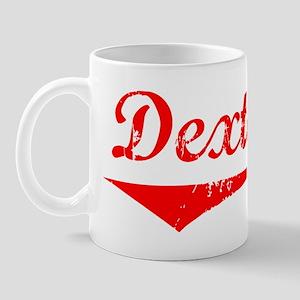 Dexter Vintage (Red) Mug