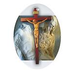 Special for the Holidays: Crucifix/Pieta Ornament