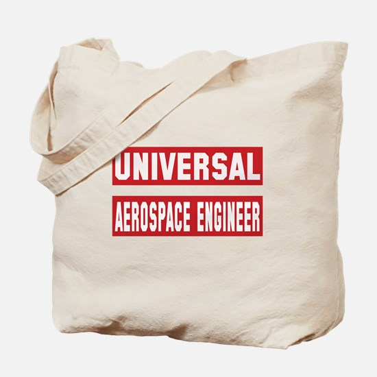 Universal Aerospace engineer Tote Bag