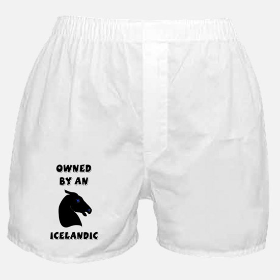 Owned by an Icelandic Boxer Shorts