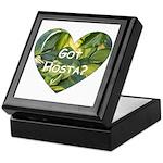 Got Hosta? Keepsake Box