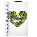Got Hosta? Journal