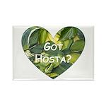 Got Hosta? Rectangle Magnet (10 pack)