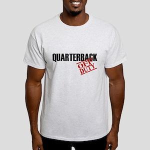 Off Duty Quarterback Light T-Shirt
