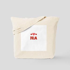 Nia Tote Bag