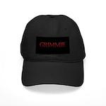 Grimmie Black Cap