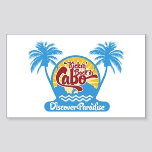 Cabo San Lucas Rectangle Sticker