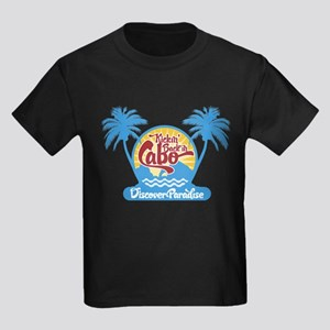 Cabo San Lucas Kids Dark T-Shirt