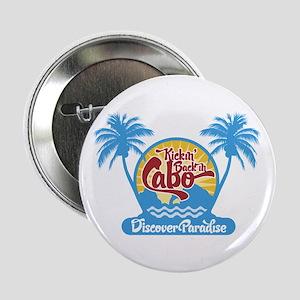 """Cabo San Lucas 2.25"""" Button"""