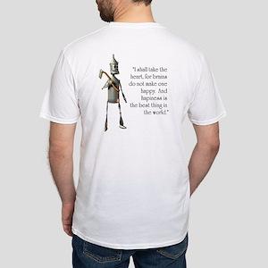 Tin Woodman Fitted T-Shirt