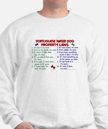 Portuguese Water Dog Property Laws 2 Jumper
