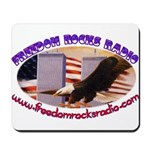 Freedom Rocks Radio Mousepad