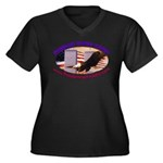 Freedom Rocks Radio Plus Size T-Shirt