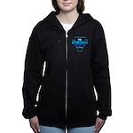 The RCWR Show Classic Logo Women's Zip Hoodie