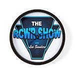 The RCWR Show Classic Logo Wall Clock