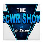 The RCWR Show Classic Logo Tile Coaster