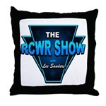 The RCWR Show Classic Logo Throw Pillow