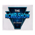 The RCWR Show Classic Logo Throw Blanket
