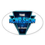 The RCWR Show Classic Logo Sticker
