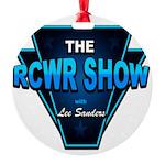 The RCWR Show Classic Logo Round Ornament