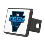 The RCWR Show Classic Logo Rectangular Hitch Cover