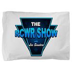 The RCWR Show Classic Logo Pillow Sham