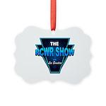 The RCWR Show Classic Logo Picture Ornament