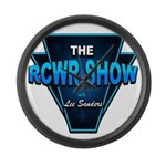 The RCWR Show Classic Logo Large Wall Clock