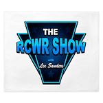 The RCWR Show Classic Logo King Duvet