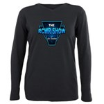 The RCWR Show Classic Lo Plus Size Long Sleeve Tee